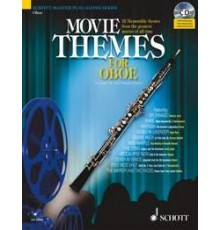 Movie Themes for Oboe   CD