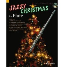 Jazzy Christmas for Flute   CD