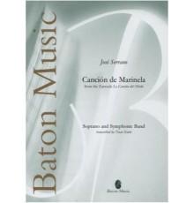 """Canción de Marinela from the Zarzuela """"L"""