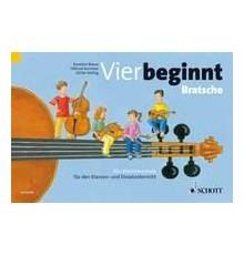 Vier Beginnt/ Viola