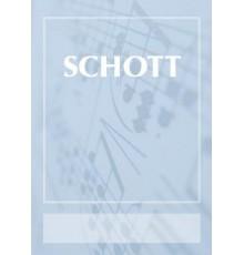 Drei Chorlieder Vom Wein Nº 2