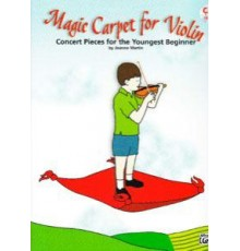 Magic Carpet for Violin   CD