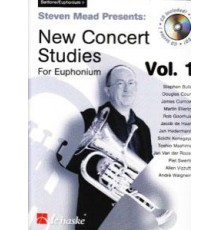 New Concert Studies Vol. 1   CD
