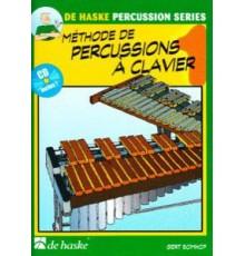 Méthode Percussions a Clavier Vol.1   CD