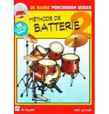 Méthode de Batterie Vol. 2   CD