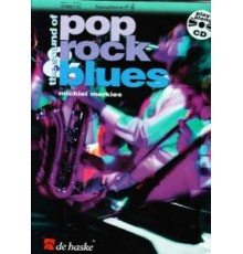 Pop Rock Blues Vol. 2. Saxophone Eb   CD