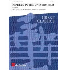 Orpheus In The Underworld. Overture
