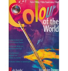 Colours of the World   CD. Flute