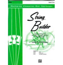 String Builder Book One. Viola