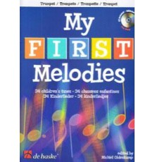 My First Melodies for Trumpet   CD