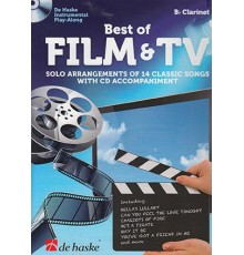 Best of Film & TV Clarinet   CD