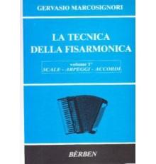 La Tecnica della Fisarmonica Vol. 1
