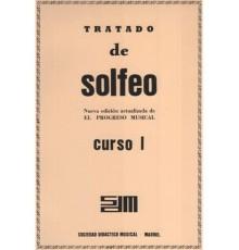 El Progreso Musical. Solfeo I. Nueva Edi