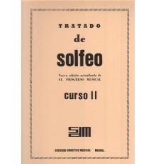 El Progreso Musical. Solfeo II. Nueva Ed