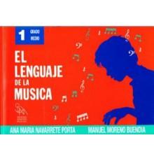 El Lenguaje de la Música 1º. Grado Medio