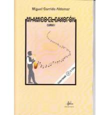 Mi Amigo el Saxofón Vol. 1   CD