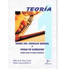 Teoría del Lenguaje Musical 1º y Fichas