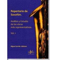 Repertorio de Saxofón Vol. 1