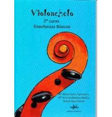 Violonchelo 2º Curso Enseñanzas Básicas