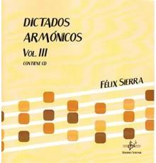 Dictados Armónicos Vol. III   CD