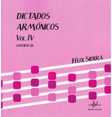 Dictados Armónicos Vol. IV   CD