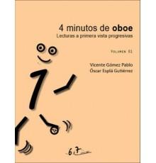 4 Minutos de Oboe Vol. 1