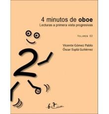 4 Minutos de Oboe Vol. 2