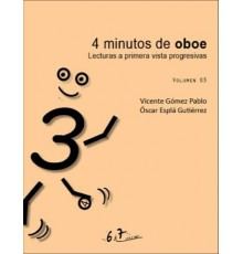 4 Minutos de Oboe Vol. 3