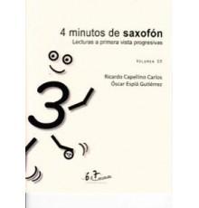 4 Minutos de Saxofón Vol. 3