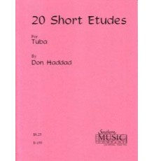 20 Short Etudes