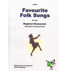 Favourite Folk Song. Beginner Bassoonist