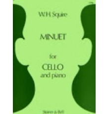 Minuet for Cello and Piano