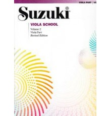 Suzuki. Viola Vol. 2. Revised