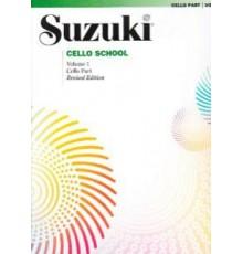 Suzuki. Cello. Vol. 1. Revised