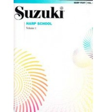 Suzuki. Harp. Vol.1