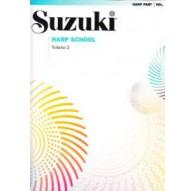Suzuki. Harp. Vol.2