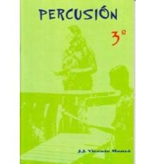 Percusión 3 LOGSE