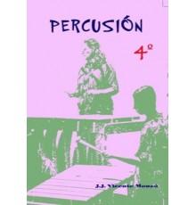 Percusión 4 LOGSE