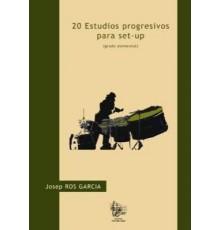 20 Estudios Progresivos para Sep-up Gra