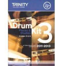 Drum Kit 3 Grades 5 & 6 2011-2013   CD
