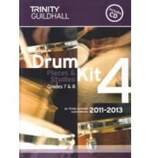 Drum Kit 4 Grades 7 & 8 2011-2013   CD