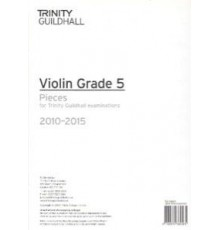 Violin Grade 5 2010-15 Pieces