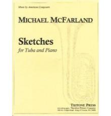 Sketches Tuba & Piano