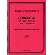 Concerto for Jazz/ Red.Pno & Parts