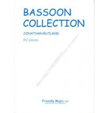 Bassoon Collection 80 Pieces