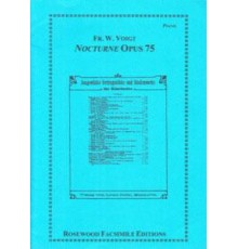 Nocturne Op.75