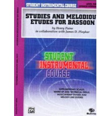 Studies and Melodious Basson Level Three