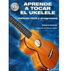 Aprende a Tocar el Ukelele   CD