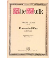 Konzert in F-Dur/ Red.Pno.