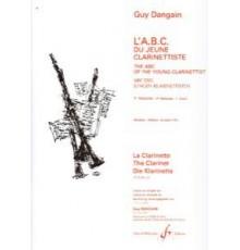 L?ABC du Jeune Clarinettiste. Vol.1